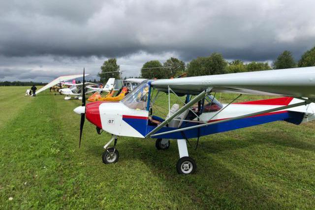 Этап Чемпионата России по авиационному спорту