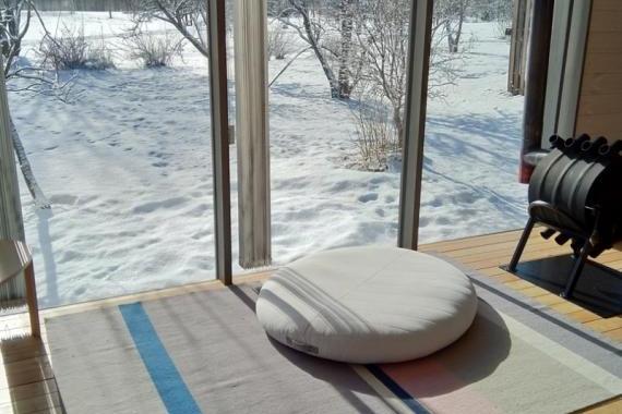 Кемпинговый дом повышенной комфортности