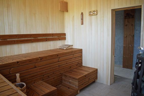 Мальская русская баня